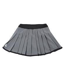 Tyge Circular Skirts - Grey