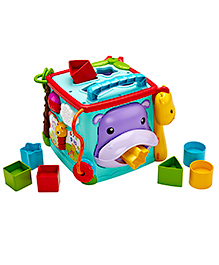 Fisher Price Play And Learn Activity Cube - Multicolor
