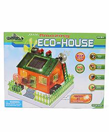 Amazing Toys D.I.Y Amazing Eco-House - Multi Color