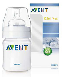 Philips Avent BPA Free Bottle Pack Of 6 - 120 Ml