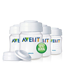 Philips Avent Classic Feeding Bottles Pack Of 4 - 120 Ml