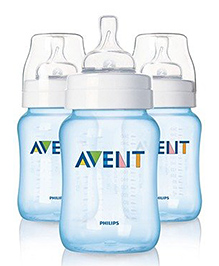 Philips Avent Natural Feeding Bottle Blue - 260 Ml