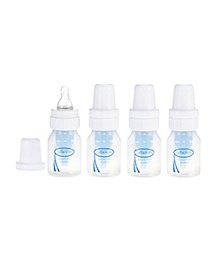 Ibhejo Dr. Brown's Baby Bottles Pack Of 4 - 60 Ml