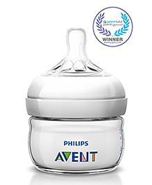 Philips Avent Polypropylene Bottle Pack Of 2 - 59 Ml
