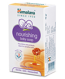 Himalaya - Nourishing Baby Soap