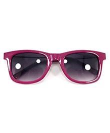 Miss Diva Classic Sunglasses - Magenta