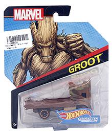 Hot Wheels Avengers Hulkbuster Iron Man Car Toy - Brown