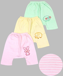Babyhug Colourful Diaper Leggings