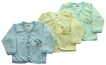 Babyhug Striped Vests