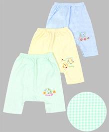Babyhug - Printed Diaper Leggings