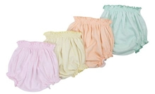 Babyhug Stripes Printed Bloomers