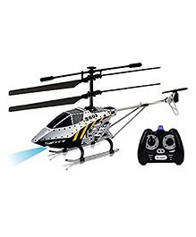 Saffire 3.5 Channel Armour Helicopter - Black White
