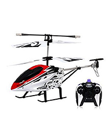 Saffire Flying Remote Control Helicopter - Red