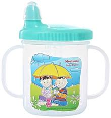 Morisons Baby Dreams Sippy Feeding Cup Green 180 ml