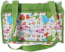 Morisons Baby Dreams - Baby Diaper Bag Green