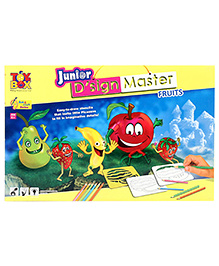 Toysbox Design Master Junior - Fruits