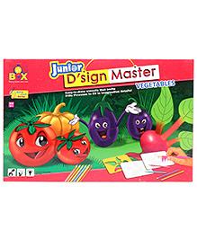 Toysbox Design Master Junior - Vegetables