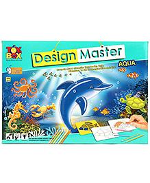 Toysbox Design Master - Aqua Theme