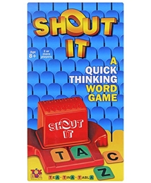 Toysbox - Shout It
