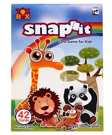 Toysbox - Snap It Animals