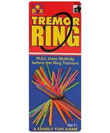 Toysbox - Tremor Ring