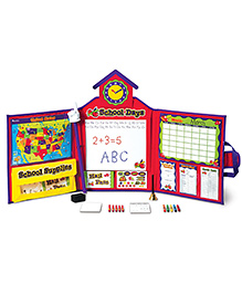 Learning Resources Pretend & Play School Set - Multi Color