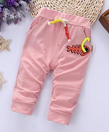 Pre Order - Awabox Fish Print Pajama - Pink