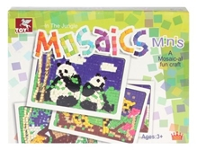 Toy Kraft - In The Jungle Mosaics Minis