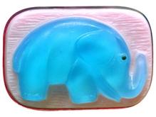 Soap Opera Big Elephant Shaped Soap