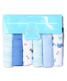 Owen - 6 Piece Knit Wash Cloth