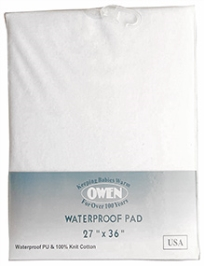 Owen Water Proof Pad White