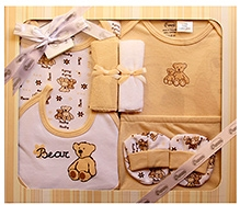 Owen - Gift Set Teddy Bear