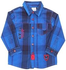 Nauti Nati - Full Sleeves Check Shirt