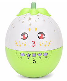 Smiles Creation Clever Egg Astral Projector - White And Green