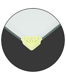 Safe-O-Kid Designer Small Corner Caps Pack Of 4 - Green