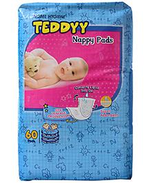 Teddyy - Nappy Pads