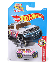Hot Wheels Die Cast Car (Color And Design May Vary)