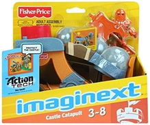 Fisher Price - Castle Catapult