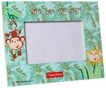 Fisher Price Photo Frame - Who Can You See ???
