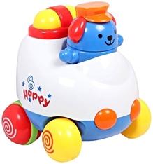 Fab N Funky Happy Baby Toy - Blue