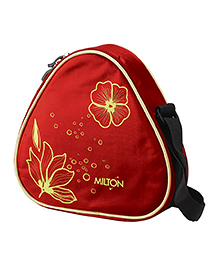 Milton Prism 3 Container Lunch Box Set - Red