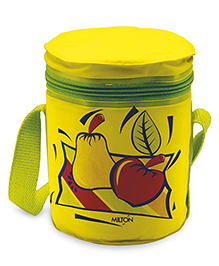 Milton Trenz 3 Container Lunch Box Set - Yellow