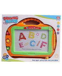 Playmate Magic Doodle Drawing Slate - Orange