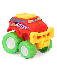 Grv Big Wheel Toy Car - Green Red