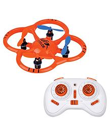 Emob Biomimetic Design Radio Control Mini Quadcopter 6 Axis Gyro Drone - Orange