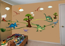 WallDesign Dinosaur Days Stickers
