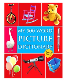 Pegasus My 500 Word Picture Dictionary - English
