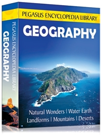 Pegasus - Geography Set Of 5 Books