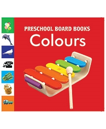 Pegasus - Colours Board Book