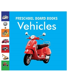 Pegasus - Board Book On Vehicles